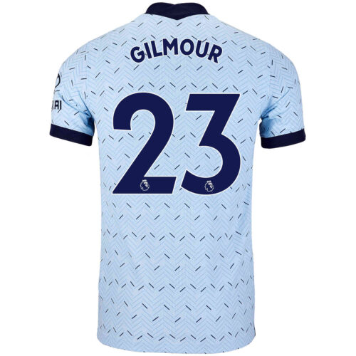 2020/21 Nike Billy Gilmour Chelsea Away Match Jersey