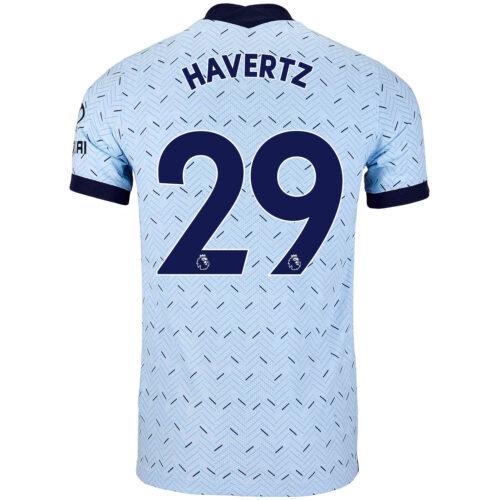 2020/21 Nike Kai Havertz Chelsea Away Match Jersey