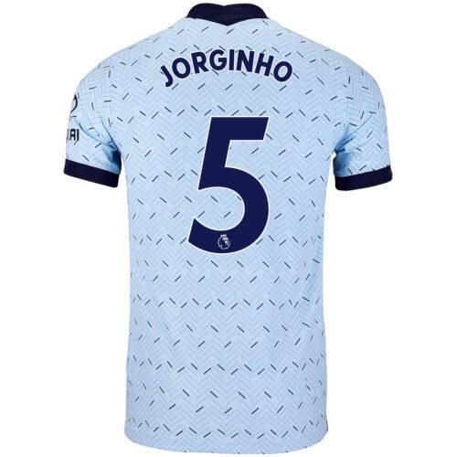 2020/21 Nike Jorginho Chelsea Away Match Jersey