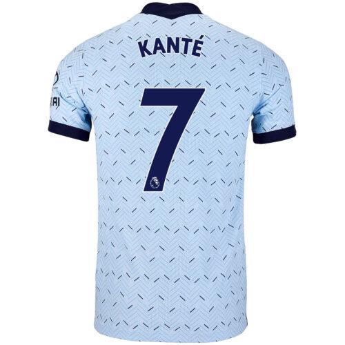 2020/21 Nike N'Golo Kante Chelsea Away Match Jersey