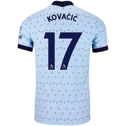 2020/21 Nike Mateo Kovacic Chelsea Away Match Jersey
