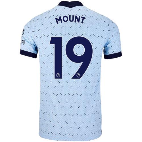 2020/21 Nike Mason Mount Chelsea Away Match Jersey
