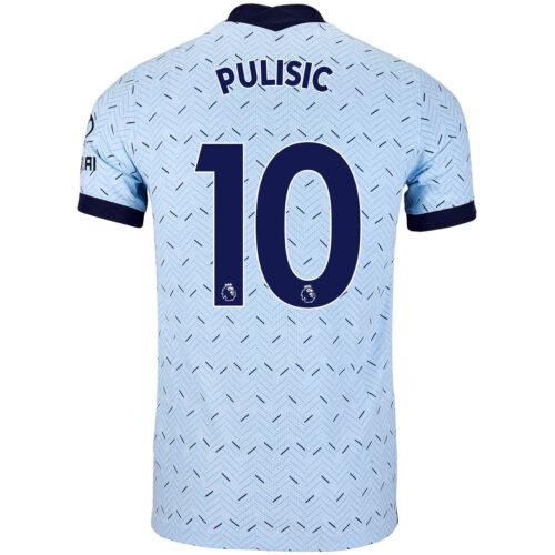 2020/21 Nike Christian Pulisic Chelsea Away Match Jersey