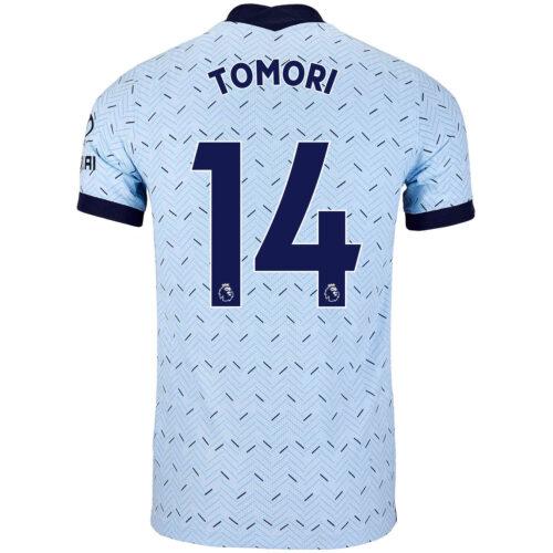 2020/21 Nike Fikayo Tomori Chelsea Away Match Jersey