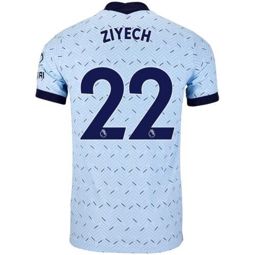 2020/21 Nike Hakim Ziyech Chelsea Away Match Jersey