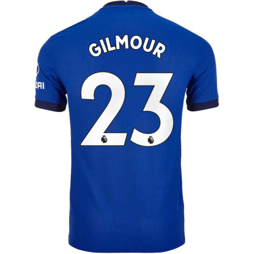 2020/21 Nike Billy Gilmour Chelsea Home Match Jersey
