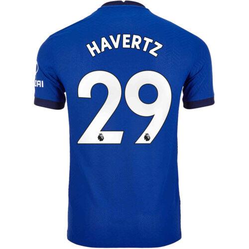 2020/21 Nike Kai Havertz Chelsea Home Match Jersey