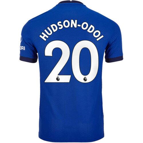 2020/21 Nike Callum Hudson-Odoi Chelsea Home Match Jersey