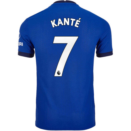 2020/21 Nike N'Golo Kante Chelsea Home Match Jersey