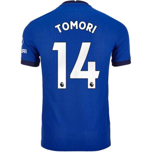 2020/21 Nike Fikayo Tomori Chelsea Home Match Jersey