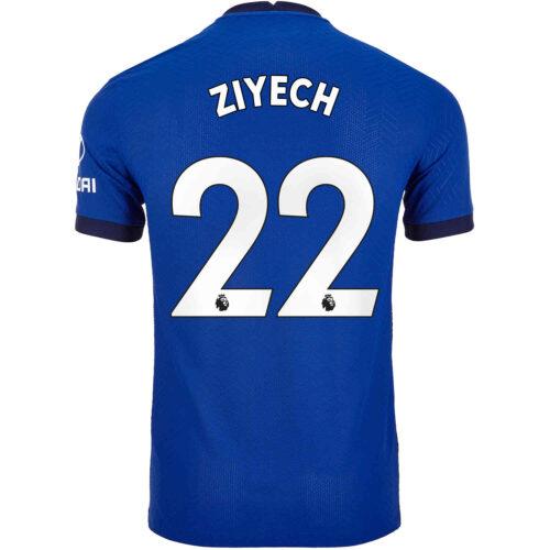2020/21 Nike Hakim Ziyech Chelsea Home Match Jersey