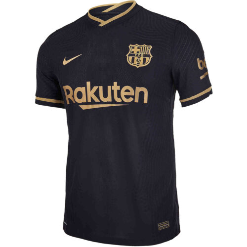 2020/21 Nike Barcelona Away Match Jersey