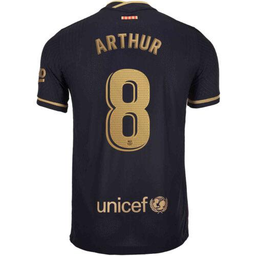 2020/21 Nike Arthur Barcelona Away Match Jersey