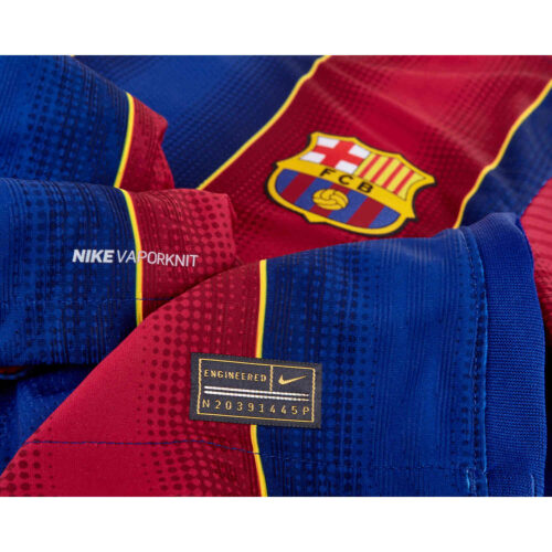 2020/21 Nike Lionel Messi Barcelona Home Match Jersey