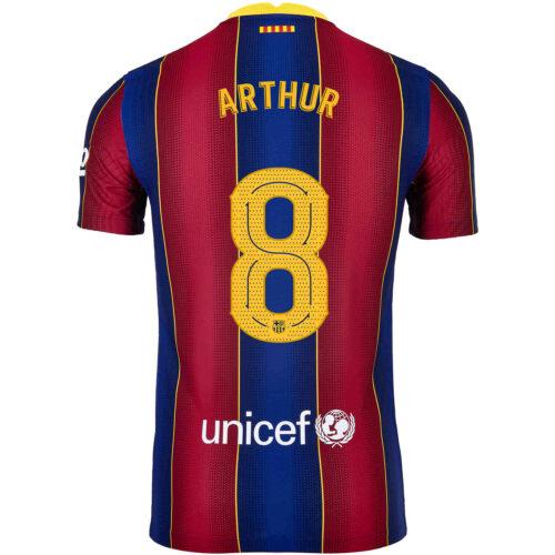 2020/21 Nike Arthur Barcelona Home Match Jersey
