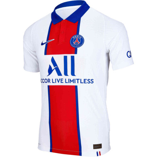 2020/21 Nike PSG Away Match Jersey