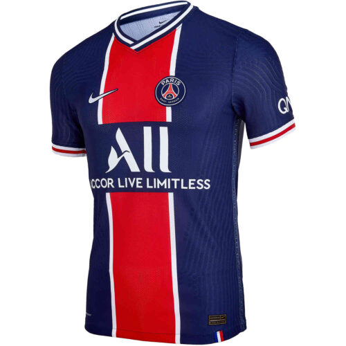2020/21 Nike PSG Home Match Jersey