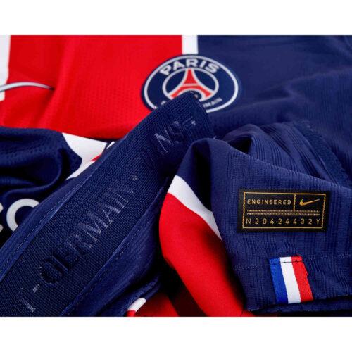 2020/21 Nike Neymar Jr PSG Home Match Jersey