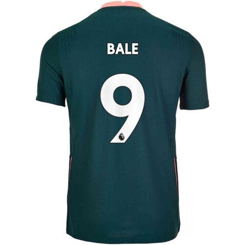 2020/21 Nike Gareth Bale Tottenham Away Match Jersey