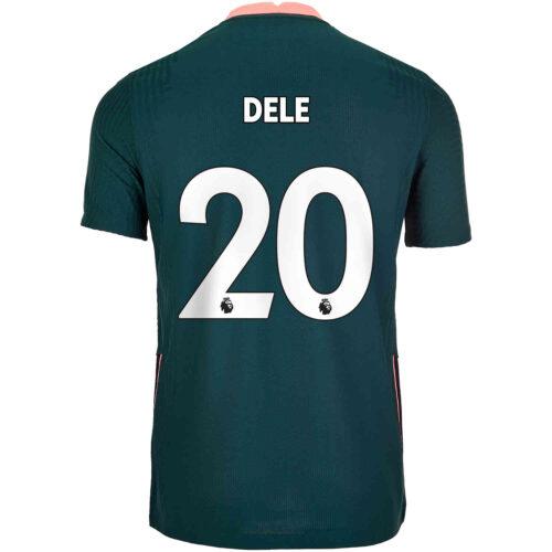 2020/21 Nike Dele Alli Tottenham Away Match Jersey