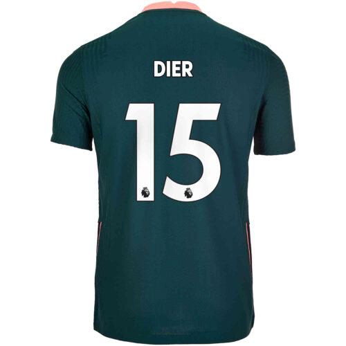 2020/21 Nike Eric Dier Tottenham Away Match Jersey