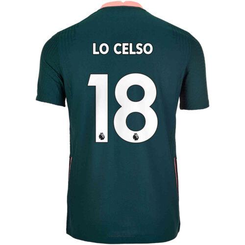 2020/21 Nike Giovani Lo Celso Tottenham Away Match Jersey