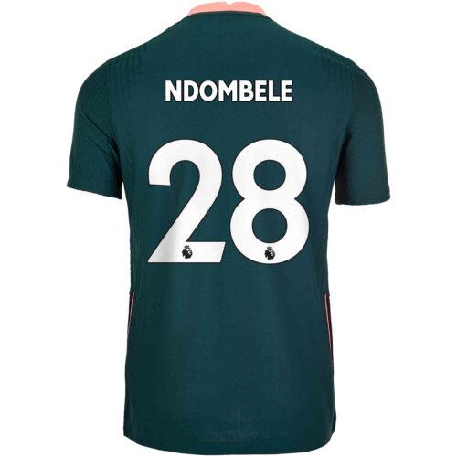 2020/21 Nike Tanguy Ndombele Tottenham Away Match Jersey