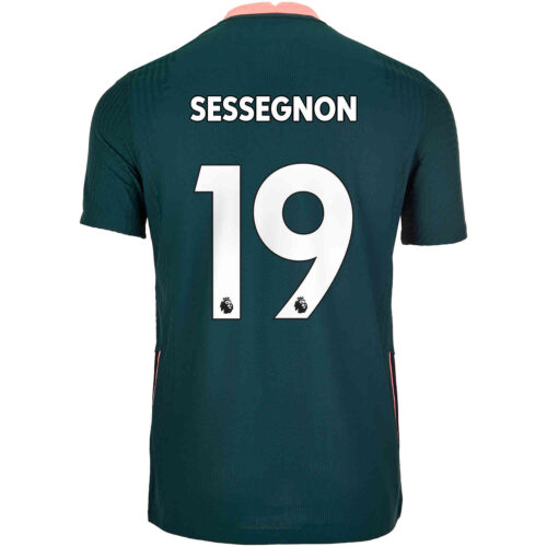 2020/21 Nike Ryan Sessegnon Tottenham Away Match Jersey