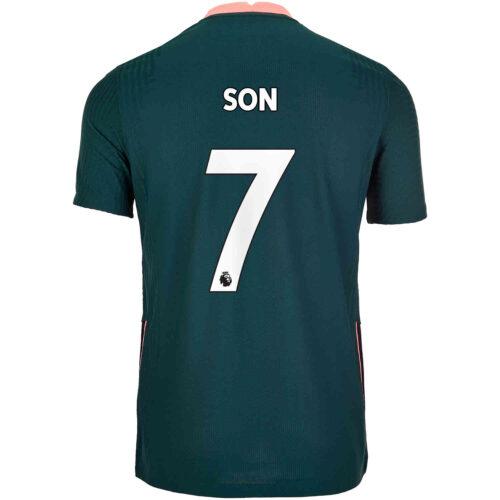 2020/21 Nike Son Heung-min Tottenham Away Match Jersey