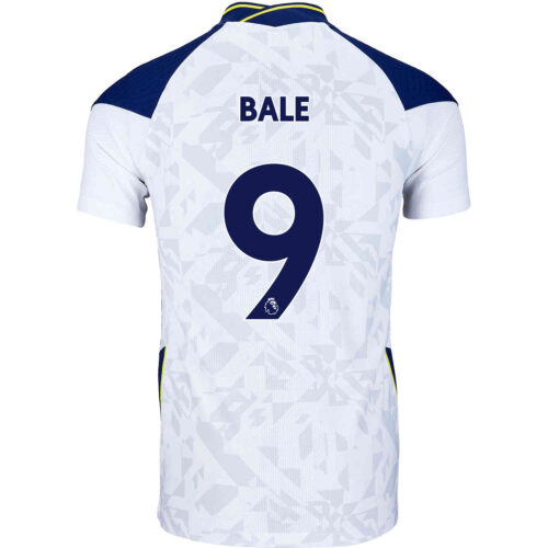 2020/21 Nike Gareth Bale Tottenham Home Match Jersey