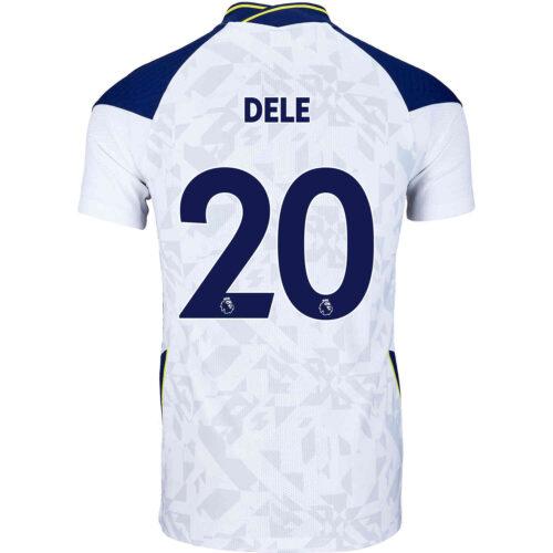 2020/21 Nike Dele Alli Tottenham Home Match Jersey