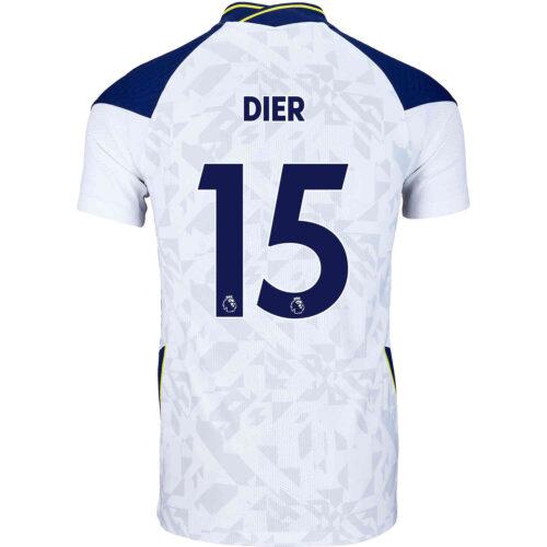 2020/21 Nike Eric Dier Tottenham Home Match Jersey