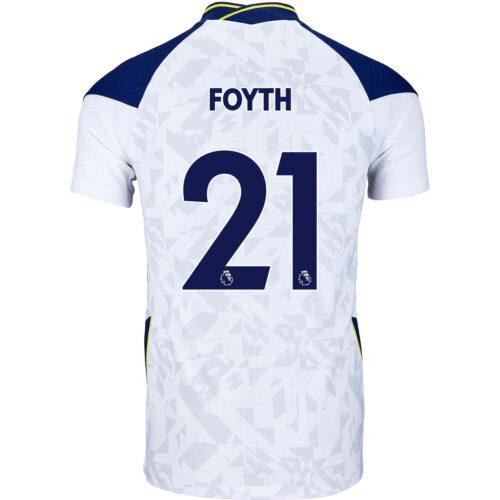 2020/21 Nike Juan Foyth Tottenham Home Match Jersey