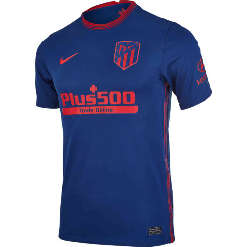 2020/21 Nike Atletico Madrid Away Jersey