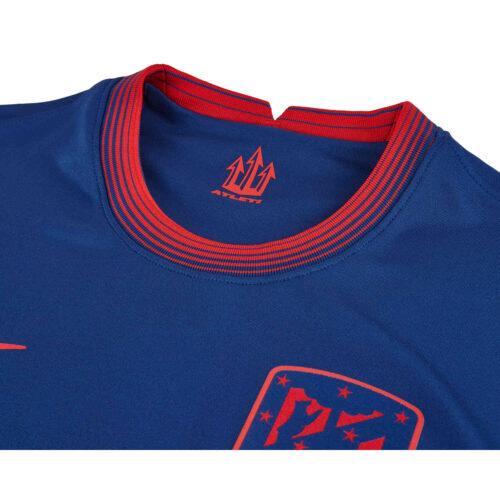 2020/21 Nike Atletico Madrid Away Jersey