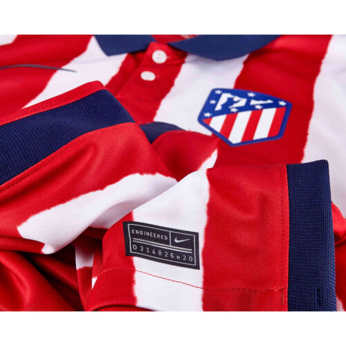 2020/21 Nike Atletico Madrid Home Jersey