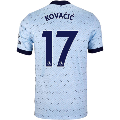 2020/21 Nike Mateo Kovacic Chelsea Away Jersey
