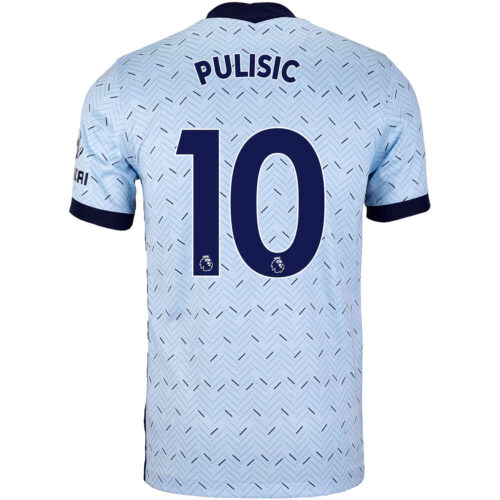 2020/21 Nike Christian Pulisic Chelsea Away Jersey