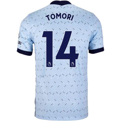 2020/21 Nike Fikayo Tomori Chelsea Away Jersey