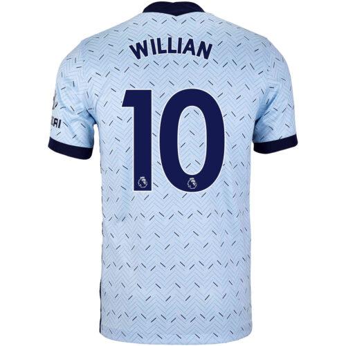 2020/21 Nike Willian Chelsea Away Jersey