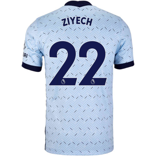 2020/21 Nike Hakim Ziyech Chelsea Away Jersey
