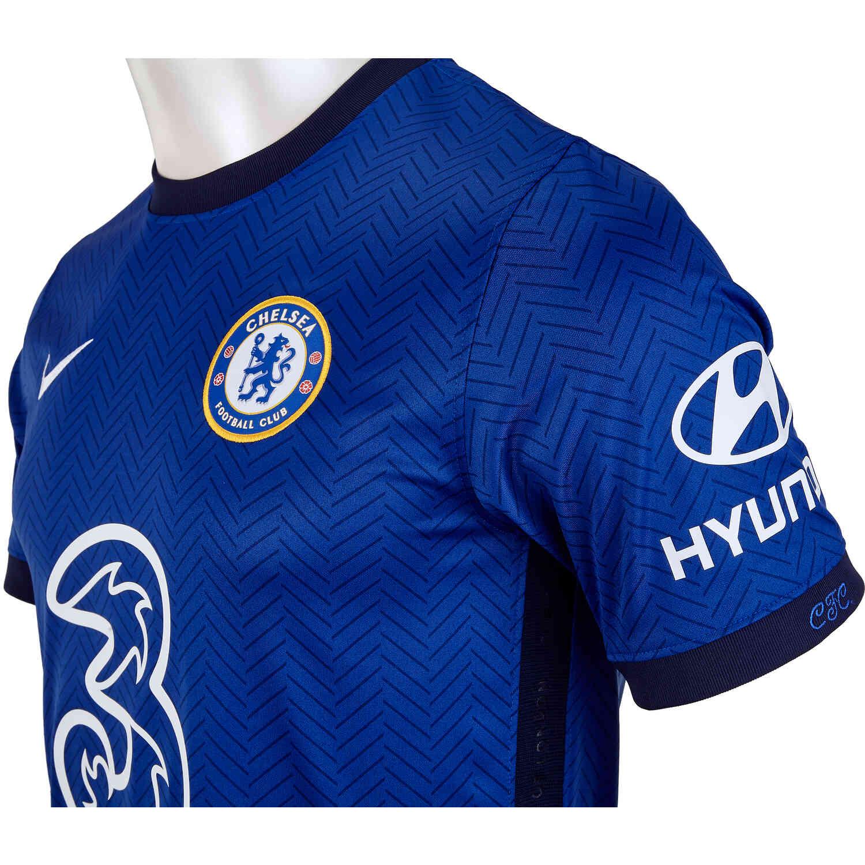 2020 21 Nike Chelsea Home Jersey Soccerpro