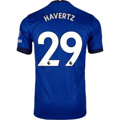 2020/21 Nike Kai Havertz Chelsea Home Jersey