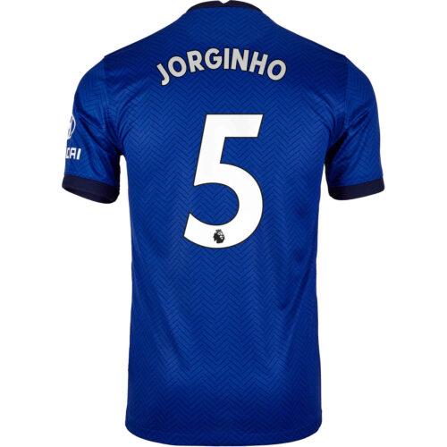 2020/21 Nike Jorginho Chelsea Home Jersey