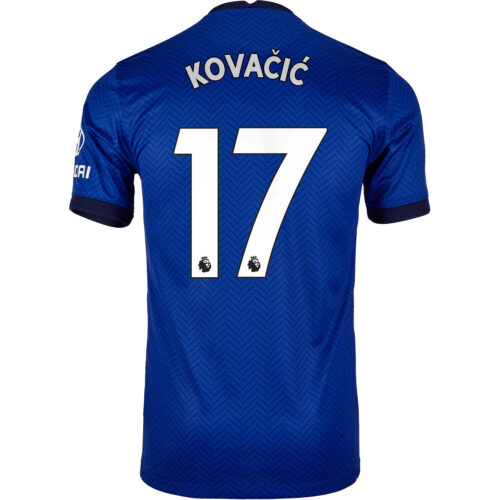 2020/21 Nike Mateo Kovacic Chelsea Home Jersey