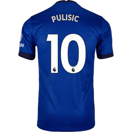 2020/21 Nike Christian Pulisic Chelsea Home Jersey