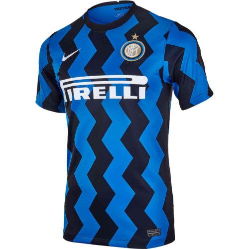 2020/21 Nike Inter Milan Home Jersey