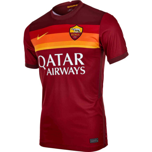 2020/21 Nike AS Roma Home Jersey