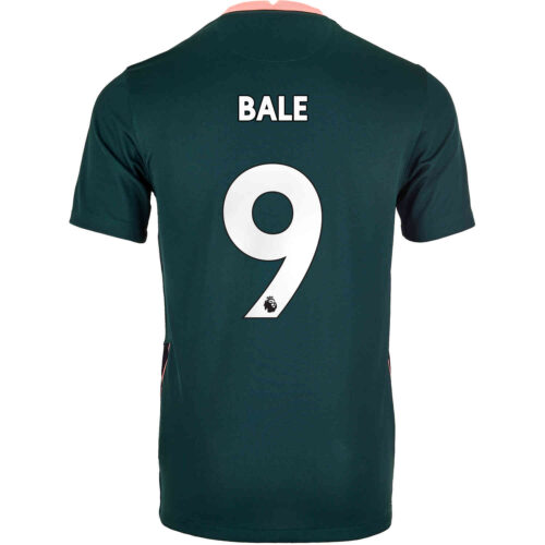 2020/21 Nike Gareth Bale Tottenham Away Jersey