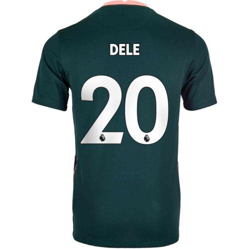 2020/21 Nike Dele Alli Tottenham Away Jersey